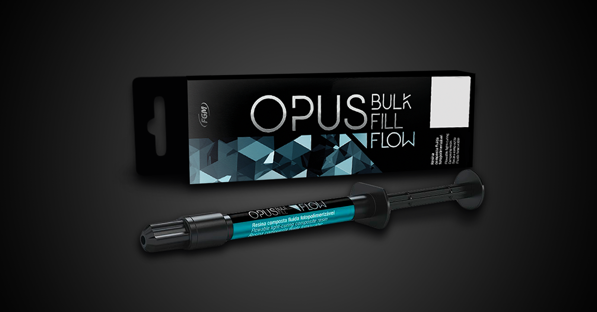 Opus Bulk Fill Flow